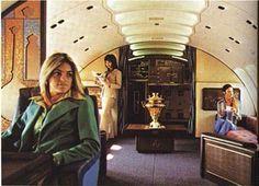 Iran Air 747 First Class Upper Deck