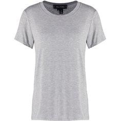 The Fifth Label RUN BOY RUN Basic Tshirt marle found on Polyvore