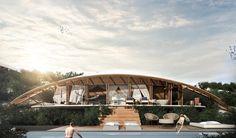 New project | #Architecture #Design #NewScale #SmallSpaces #Hotel #Mexico #SordoMadaleno Marina Bay Sands, Opera House, Small Spaces, Mexico, Architecture, Building, Hotels, Travel, Design