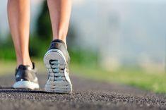 How to start running again after a marathon.