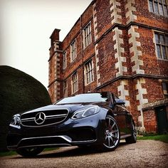 Sophisticated design, timeless appeal.  #MBPhotoCredit @woohaaaa  #Mercedes #Benz #EClass #E63 #AMG #instacar #carsofinstagram #germancars #luxury #ClassicCar
