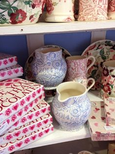 Emma Bridgewater - new pieces for 2014
