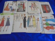 U Pick Sewing Patterns Dresses Vintage Caftan by AngieFoundit4U