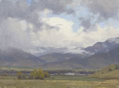 Clyde Aspevig's Artwork in Collections | Juniper Ridge Studios - Clyde Aspevig | Juniper Ridge Studios
