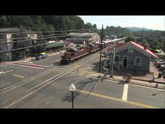 Smokey Mountain Railroad - Asheville, NC