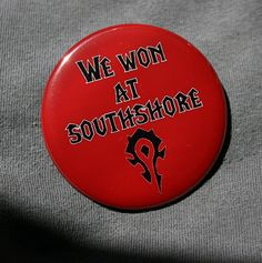 World of Warcraft Magnet  Southshore Horde by WhatInTheWoW on Etsy, $3.00