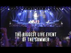 The Tour: KISS & Motley Crue  09/19/2012 7:00PM  Susquehanna Bank Center (Formerly Tweeter Center)  Camden, NJ