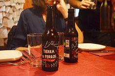 Tierra de Perros beer, Tenerife