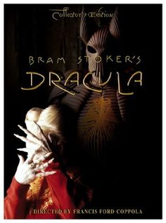 Directed by Francis Ford Coppola.  With Gary Oldman, Winona Ryder, Anthony Hopkins, Keanu Reeves. The vampire comes to England to seduce a visitor's fiancée and inflict havoc in the foreign land.