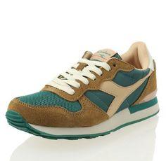 Diadora Heritage Mens Camaro Royal Sports Athlectic Walking Running Shoes #Diadora #Walking