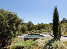 A summer villa hidden in the wild vegetation of the Alentejo Villa, Rural House, The Expanse, Sustainability, Swimming Pools, Terrace, Landscape, Architecture, Building