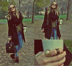 The coffee song (by Dajana Bartolic) http://lookbook.nu/look/4291341-The-coffee-song