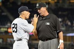 Joe Girardi! Yankees on-field leader!