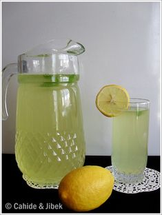 limonata – Salata meze kanepe tarifleri – The Most Practical and Easy Recipes Greek Cooking, Cooking Time, Caramel Cookies, Turkish Delight, Middle Eastern Recipes, Turkish Recipes, Homemade Beauty Products, Slushies, Mason Jar Lamp