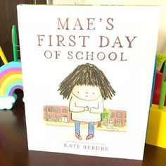 NEW BOOK ALERT! This is a must have for preschool, Kindergarten, grade teachers or parents of littles who are shy/nervous about… Kindergarten First Week, Teaching Kindergarten, Teaching Reading, Student Teaching, Teaching Ideas, Prek Literacy, Kindergarten Classroom, Classroom Ideas, Future Classroom