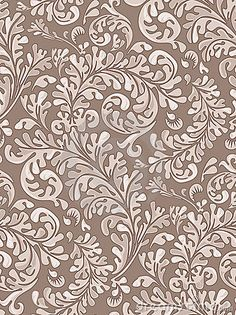 Seamless Vintage Wallpaper Pattern Royalty Free Stock Images ...