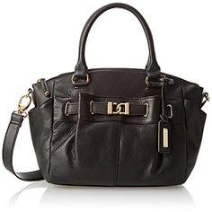 Tignanello Park Ave. Convertible Satchel Top Handle Bag,Black,One Size Tignanello http://www.amazon.com/dp/B00J6AVKU4/ref=cm_sw_r_pi_dp_UaWKvb038VR0G