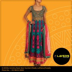 Promotion of fashionable, Stylish & Trendy Collection for Layers - The Fashion Studio