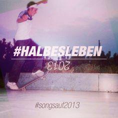 #songsauf2013 #jonny-s #halbesleben www.jonny-s-music.de