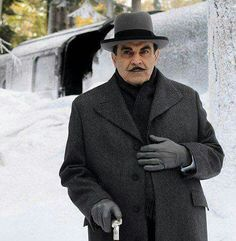 Mr Poirot in winter