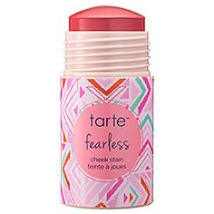 (Too much money for what it's worth but look for possibly dupes) Tarte - Cheek Stain in Fearless - pink coral  #sephora