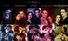 The Twilight Saga! :)