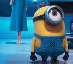 Today Top 15 funny Minions gifs - Funny Minions