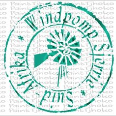 Windpomp Sjerrie A5-23 A5, Stencils, Painting, Painting Art, Paintings, Templates, Stenciling, Painted Canvas, Drawings