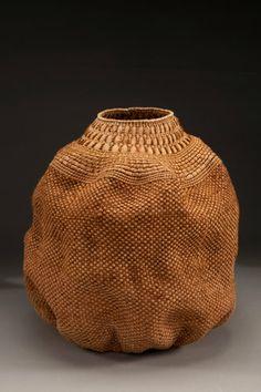 willow tree bark baskets by Jennifer Heller Zurick