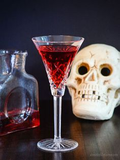 12 delicious cocktails to serve at this year's Halloween party.