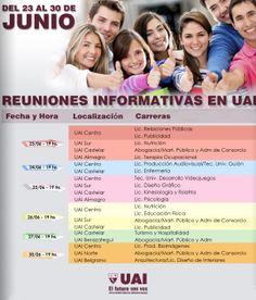 CHARLAS INFORMATIVAS EN #UAI - Hacé tu consulta aún representante http://www.quevasaestudiar.com/estudiar-en-Universidad-Abierta-Interamericana-16 #carreras #cursos #estudiar