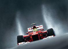 Super photo shots of F1 GP 2012 USA & Brazil - Ferrari - Massa