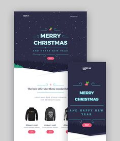 Best MailChimp Templates to Level-Up Your Business Email Newsletter christmas newsletter illustration idea Newsletter Design Templates, Newsletter Layout, Email Template Design, Email Newsletter Design, Email Templates, Email Newsletters, Email Marketing Templates, Edm Template, Html Email Design