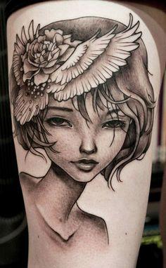 Tattoo Artist - Benjamin Laukis | Tattoo No. 4562