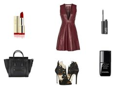 Rebekah Mikaelson inspired outfit by sashlib on Polyvore featuring Acne Studios, La Perla, NARS Cosmetics and le top