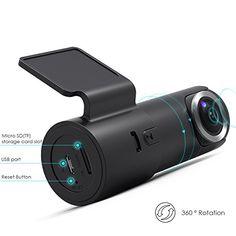 Vauxhall Astra Dual Dash Cam Split Screen With G-Sensor GPS Stamp