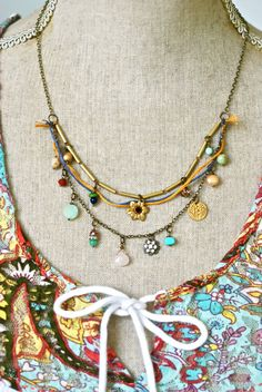 Hey, I found this really awesome Etsy listing at https://www.etsy.com/listing/193810703/jane-layered-bohemian-charm-necklace