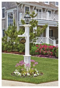 Driveway Light Post, Driveway Lighting, Driveway Entrance, Outdoor Lamp Posts, Outdoor Post Lights, Outdoor Lighting, Outdoor Decor, Outdoor Projects, Garden Projects
