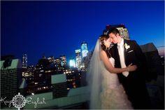 Tribeca rooftop wedding #tribecarooftopwedding #nycwedding