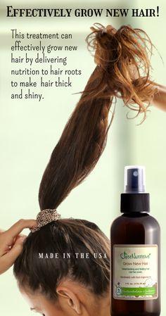 Make Hair Thicker, Curly Hair Styles, Natural Hair Styles, Natural Beauty, Beige Hair, New Hair Look, Hair Loss Remedies, Hair Growth Tips, Vitis Vinifera