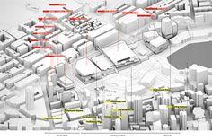 OMA: Masterplan für Darling Harbour in Sydney | DETAIL daily