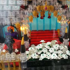 Christmas display  LEGO  #lego #レゴ #santaclaus #display #winter #christmas #クリスマス #christmastree #ディスプレイ #サンタクロース #雪