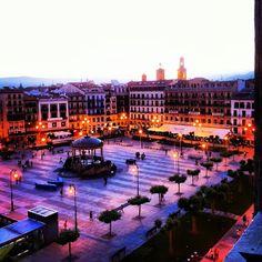 Plaza del Castillo 06/2013 #Pamplona #Navarra