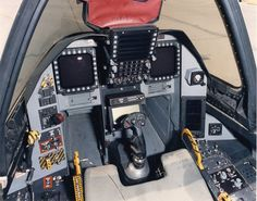 Northrop/McDonnel YF-23 Cockpit