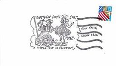 Western Days Station Twin Falls Idaho 1996 Event Cover in Stamps, United States, Covers, Event Covers, Other US Event Stamp Covers   eBay
