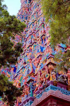 Madurai Gopura. <3