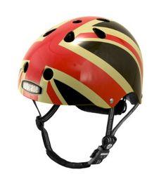 Nutcase Union Jack Bike Helmet