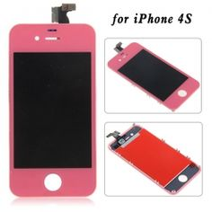 Superb Complete LCD with Touch Screen Replacement for iPhone 4S $35