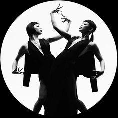 Pint Cover - Daniela Leça, 2016. featuring Aya Sato and Bambi