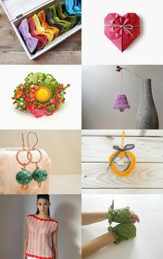 Tutti Frutti by paola on Etsy--Pinned with TreasuryPin.com